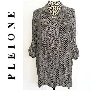 Oversized Blouse by Pleione
